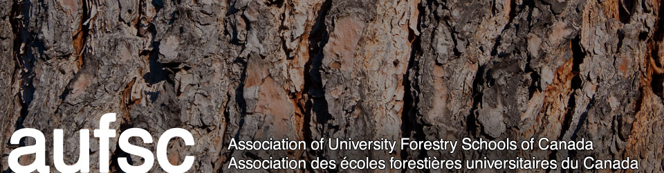 AUFSC | Association of University Forestry Schools of Canada
